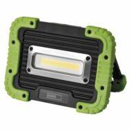 LED fényvető 10W 6000k 1000Lm akkumulátoros hordozható lámpa (munkalámpa) IP44