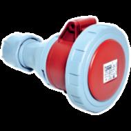 Dugalj ipari 4x16A lengő IP67