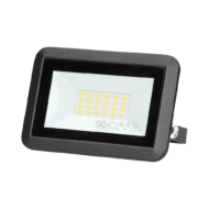 BULLED fényvető LED 20W 4000K 1600Lm 230V fekete IP65 ORNO
