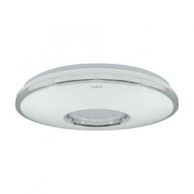 OPERA LED mennyezeti lámpa 24W 4000K 1650Lm kerek fehér-ezüst IP44 STRÜHM