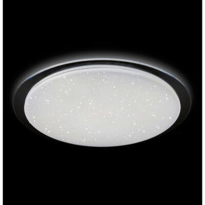 LIZA 48W kerek mennyezeti LED lámpa 3400Lm távirányítós dimmelhető 3000-6500K ASAL0194