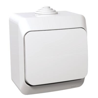 CEDAR PLUS Keresztkapcsoló, IP44, fehér (107)