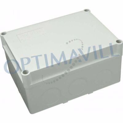 Kötődoboz 150x110x70mm IP66 S-BOX (39-122)
