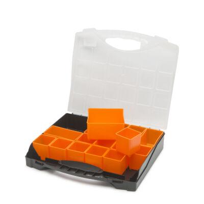 Műanyag rendszerző 300 x 255 x 54 mm