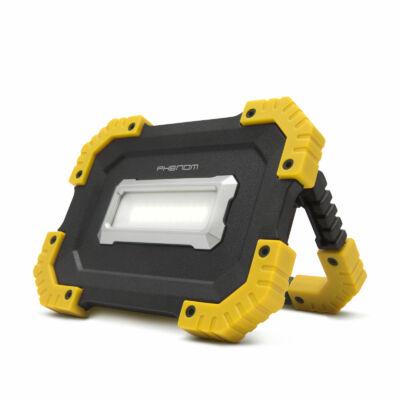 LED fényvető 16W 1000Lm COB LED akkumulátoros