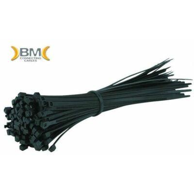 Kábelkötegelő 450x7,6 fekete