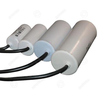 Kondenzátor 12,5uF vezetékes állandó üzemi