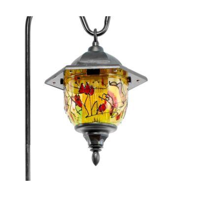 Napelemes Tiffany lámpa 2db/doboz (szolár) (WFD-9618)