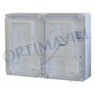 PVT EON 6045 Á-VFm-AM Fogy mérő szekrény 1-3f többmérős