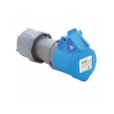 Dugalj ipari 3x16A lengő IP44