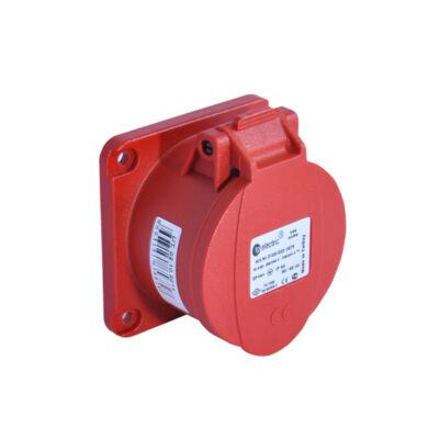 Dugalj ipari 16A 4P beépíthető (ferde 83x90) IP44