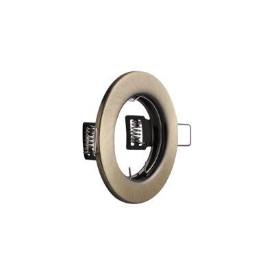 Beépíthető lámpatest fix Parma IP20 antik arany