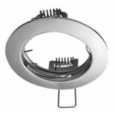 Beépíthető lámpatest fix Parma IP20 inox