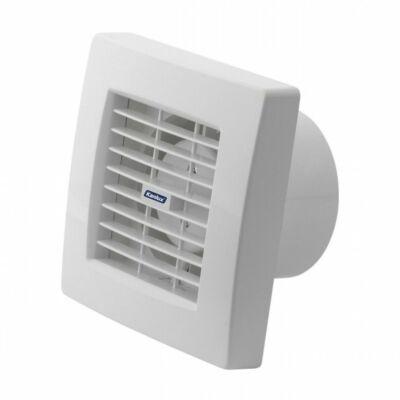 Ventilátor AOL 120T 20W 150m3/h zsalus, időkapcsolóval, fali/mennyezeti, IPx4